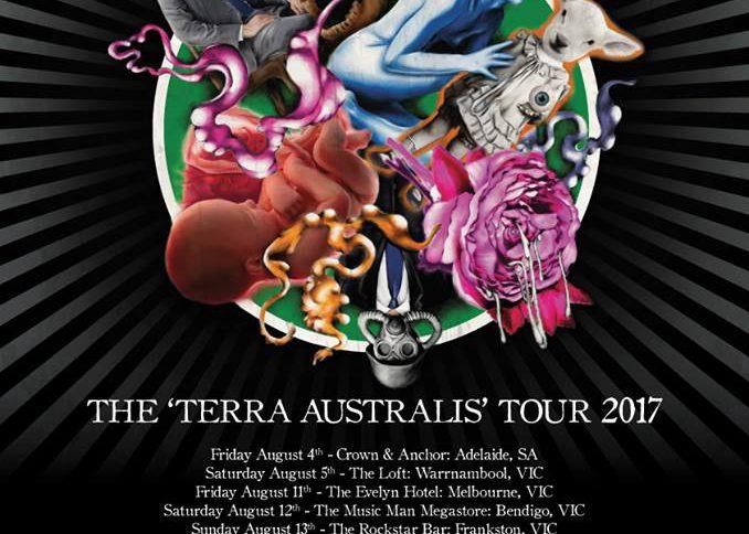 Nucleust - Terra Australis tour 2017