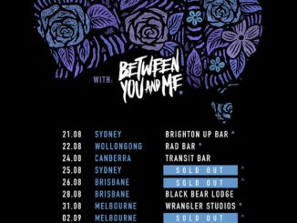 Trashboat - Australian tour 2017