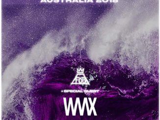 Fall Out Boy Australia tour 2018