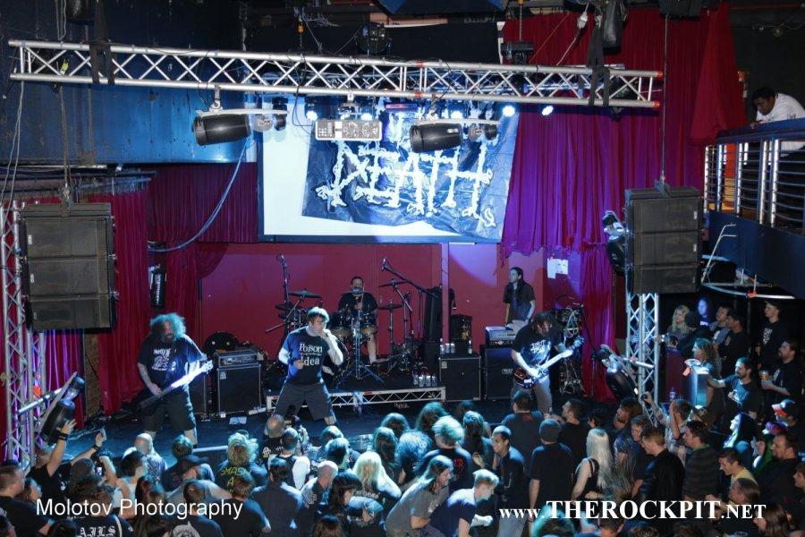 Napalm Death 2015