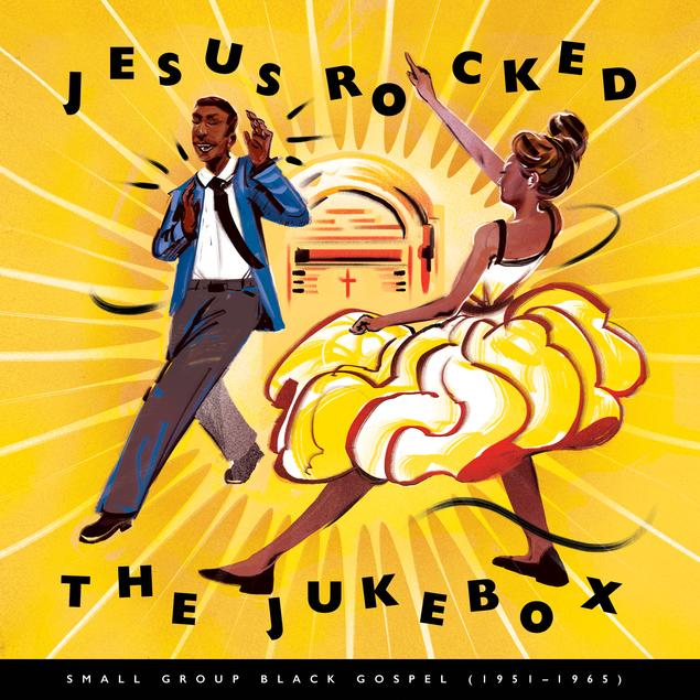Jesus Rocked The Jukebox