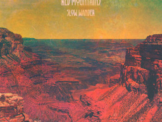 Red Mountains- Slow Wander