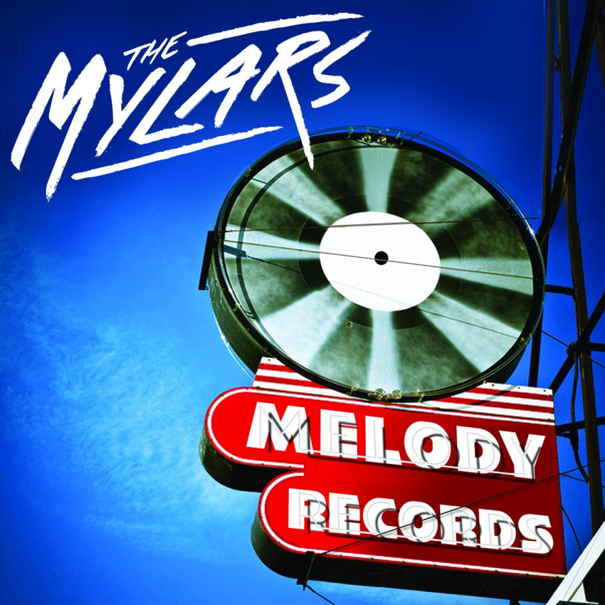 The Mylars - Melody Records