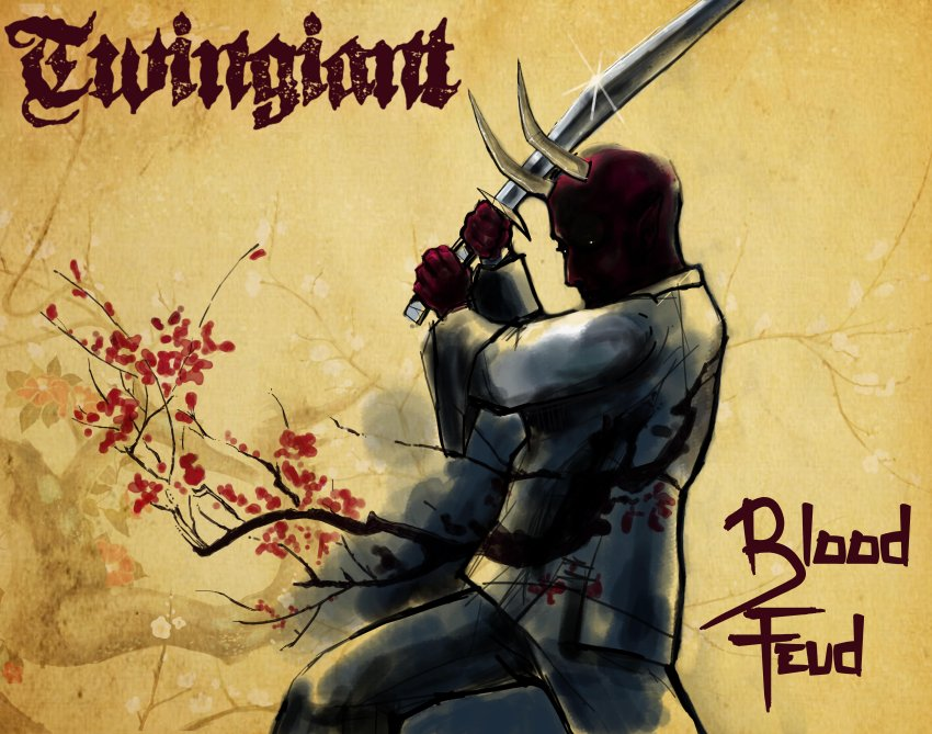 Twingiant- Blood Fued