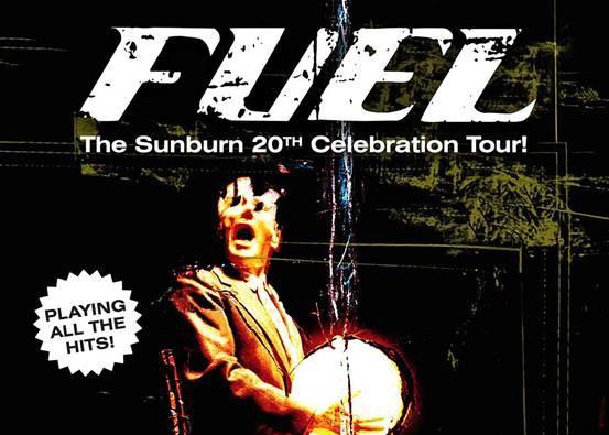 Fuel - The Sunburn 20th Celebration Tour