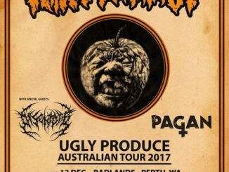 KING PARROT 'UGLY PRODUCE' AUSTRALIAN TOUR