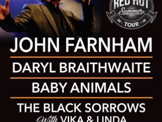 John Farnham - The Red Hot Summer tour