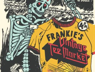 Frankies Pizza - Original Tee Market