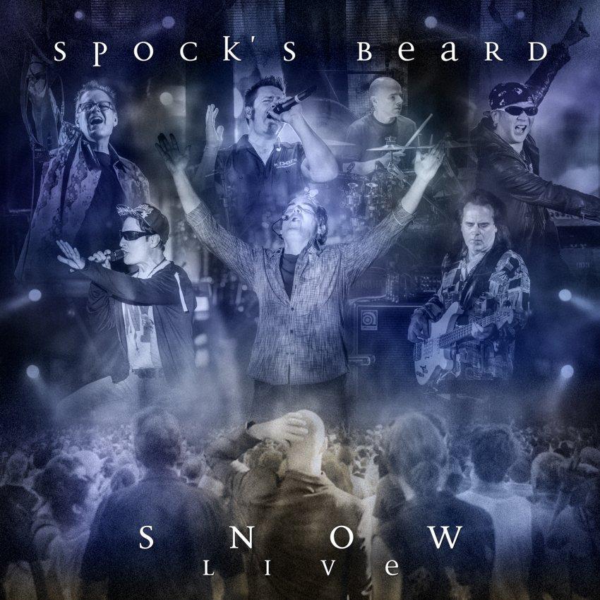 Spocks Beard - Color Snow