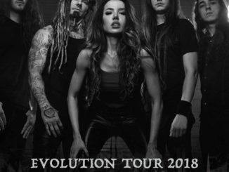 Once Human - Evolution tour 2018