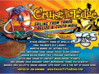 Yes' Cruise To The Edge 2018