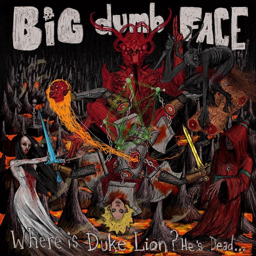 Wes Borland - Big Dumb Face
