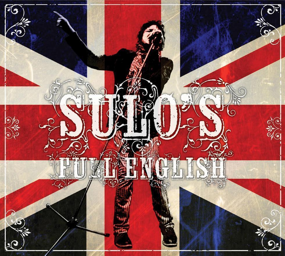 Album Review Sulo Full English The Rockpit