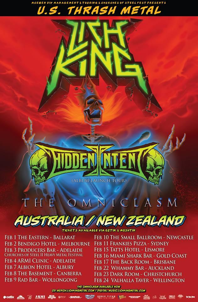 INTERVIEW: Nick Timney – Lich King – The Rockpit