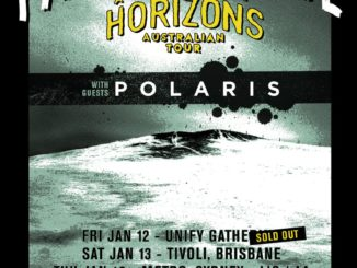 Parkway Drive - A Decade Of Horizons Tour