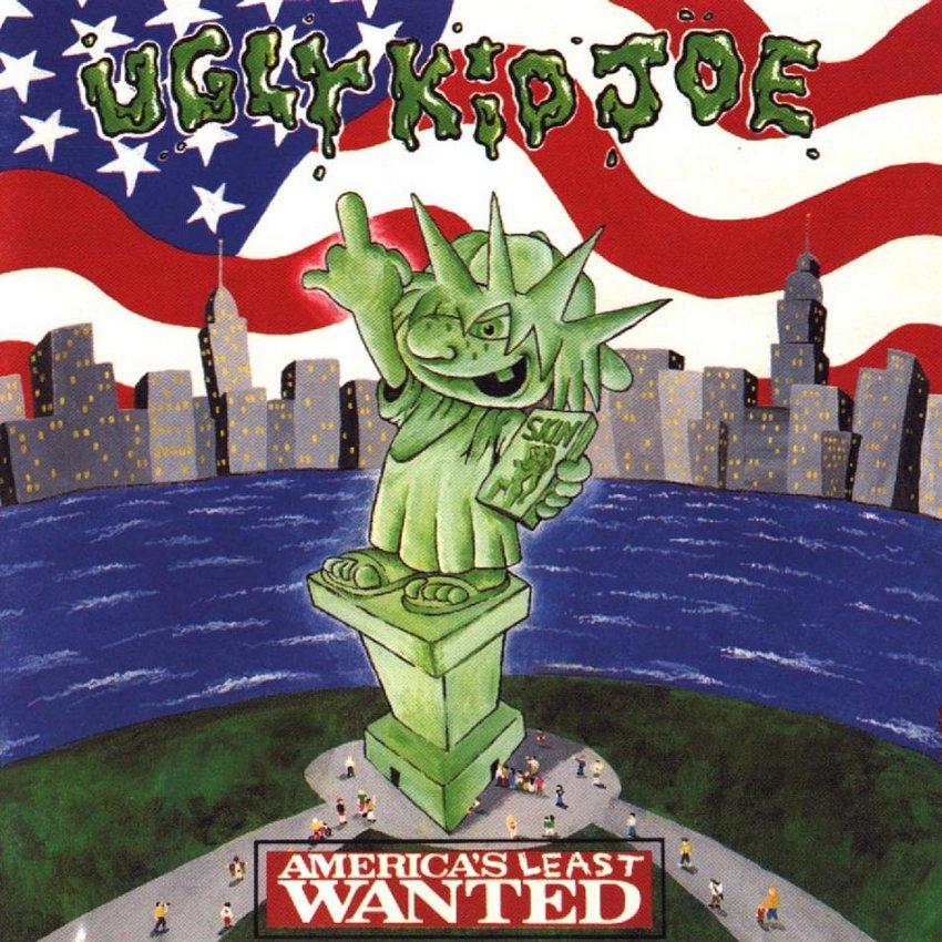 Ugly Kid Joe - America's Least Wanted
