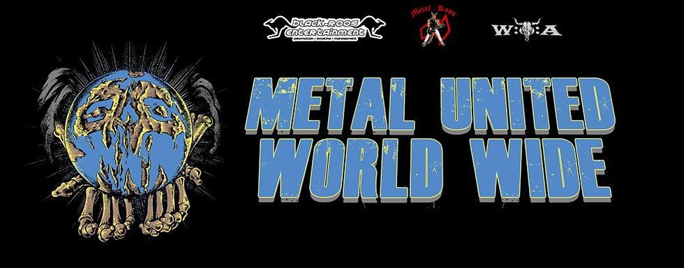 Metal United Worldwide 2018
