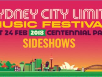Sydney City Limits 2018