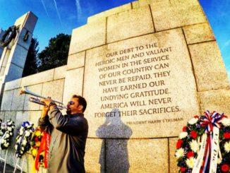 Trixter's Mark Gus Scott Salutes America's Veterans