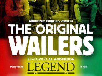 The Original Wailers Austrlaia tour 2017
