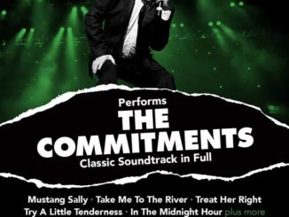 Andrew Strong - The Commitments Australian tour 2018