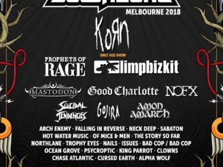 Download Festival Australia 2018