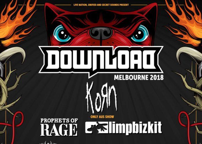 Download Festival Australia 2018