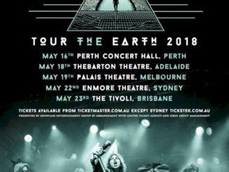 Europe Australia tour 2018