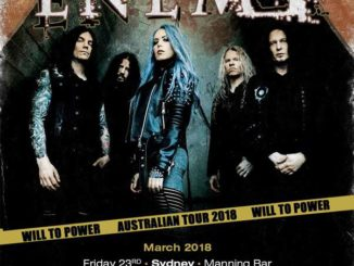 Arch Enemy Australia tour 2018