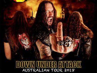 Destruction Australia tour 2018