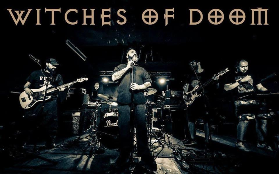 Italian Doom Rockers Witches Of Doom Cover Joy Division Classic