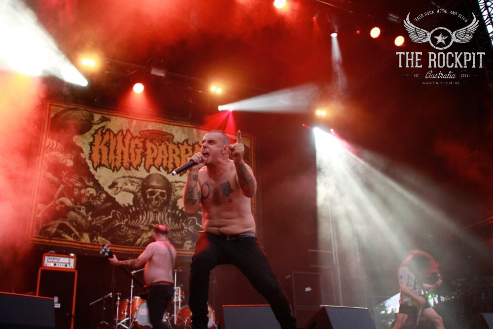 King Parrot – Download Festival Australia 2018 | Photo Credit: SAS