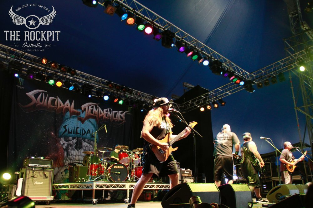 Suicidal Tendencies – Download Festival Australia 2018 | Photo
