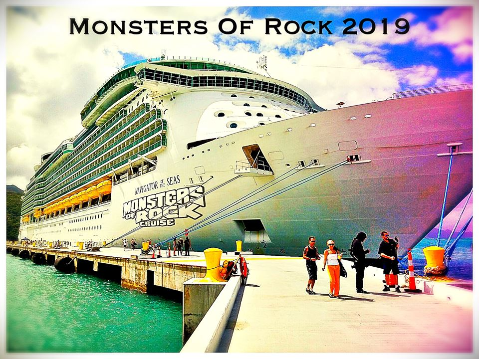 monsters of rock 2019