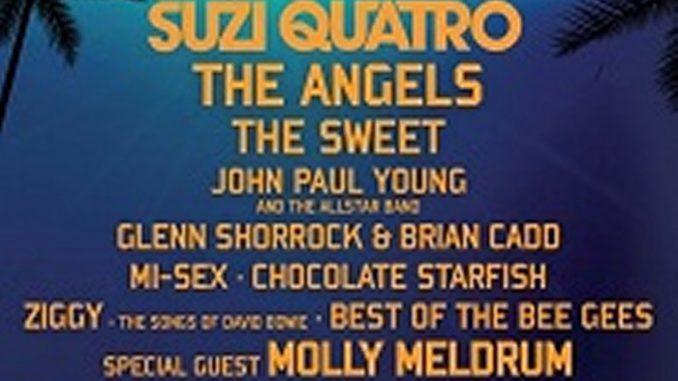 Rock The Boat music festival at sea to feature Suzi Quatro, The