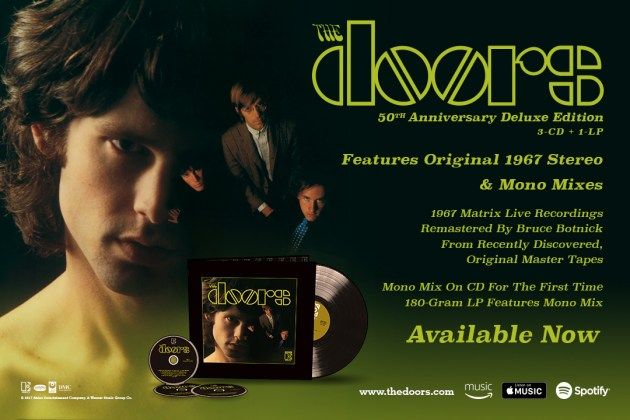 January 4th 1967 was the day that music changed. For some it was a seismic moment for others a gentle shift and for me discovering it years later it was the ...  sc 1 st  The Rockpit & ALBUM REVIEW: The Doors u2013 The Doors 50th Anniversary Edition u2013 The ... pezcame.com