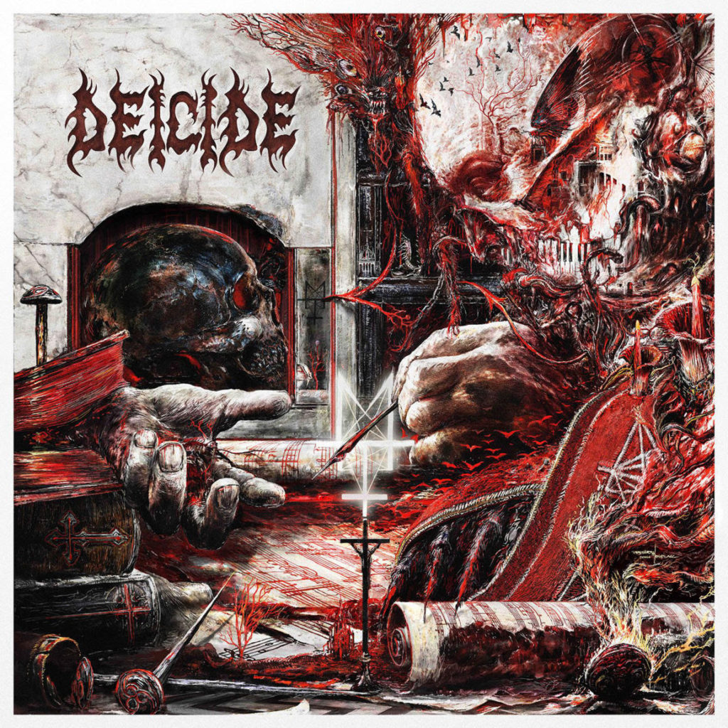 Deicide Drop New Track Excommunicated From New Album