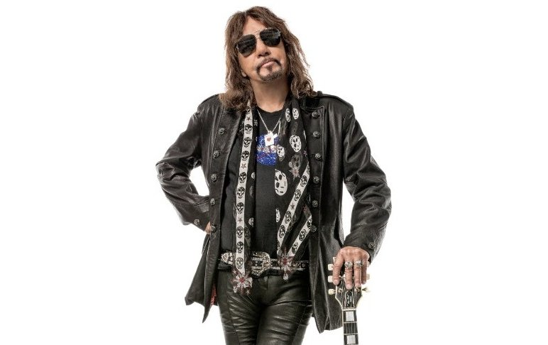 """Ace Frehley Releases """"Rockin' With The Boys"""" Single from new"""