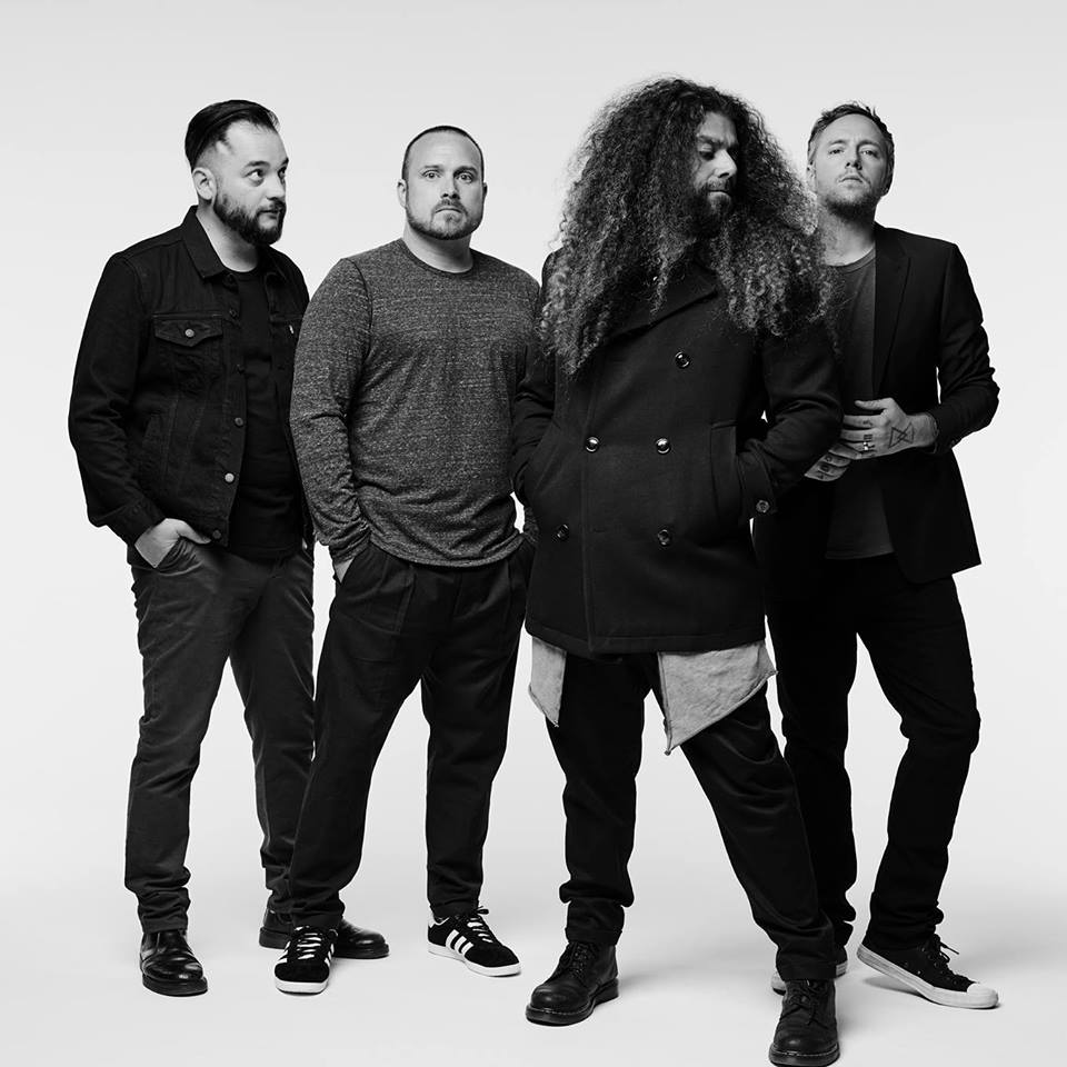 INTERVIEW: Zach Cooper – Coheed And Cambria – The Rockpit