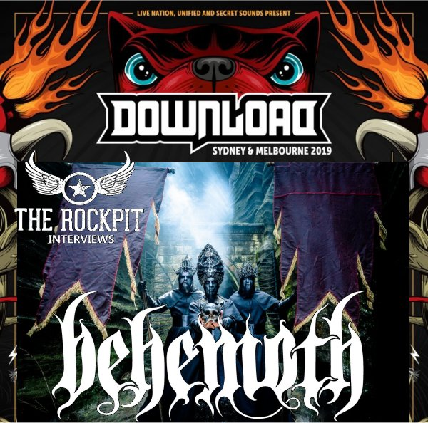 Download Festival Australia 2019 – The Rockpit