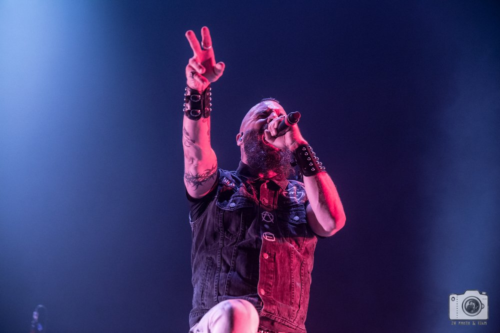 LIVE REVIEW: Parkway Drive / Killswitch Engage / Thy Art Is