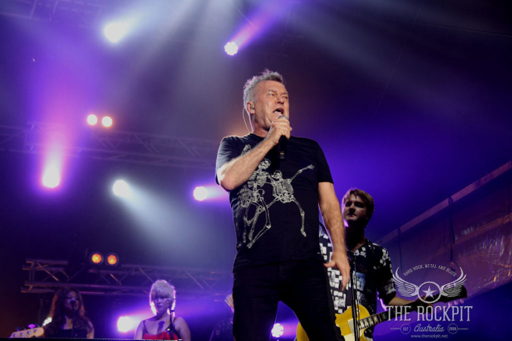 LIVE REVIEW: Red Hot Summer Tour – Series One – Jimmy Barnes