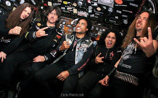 Metal bands thrash 80er DIABOLOS DUST