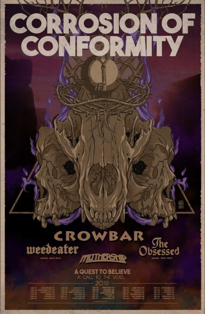 Live Review Corrosion Of Conformity Minneapolis