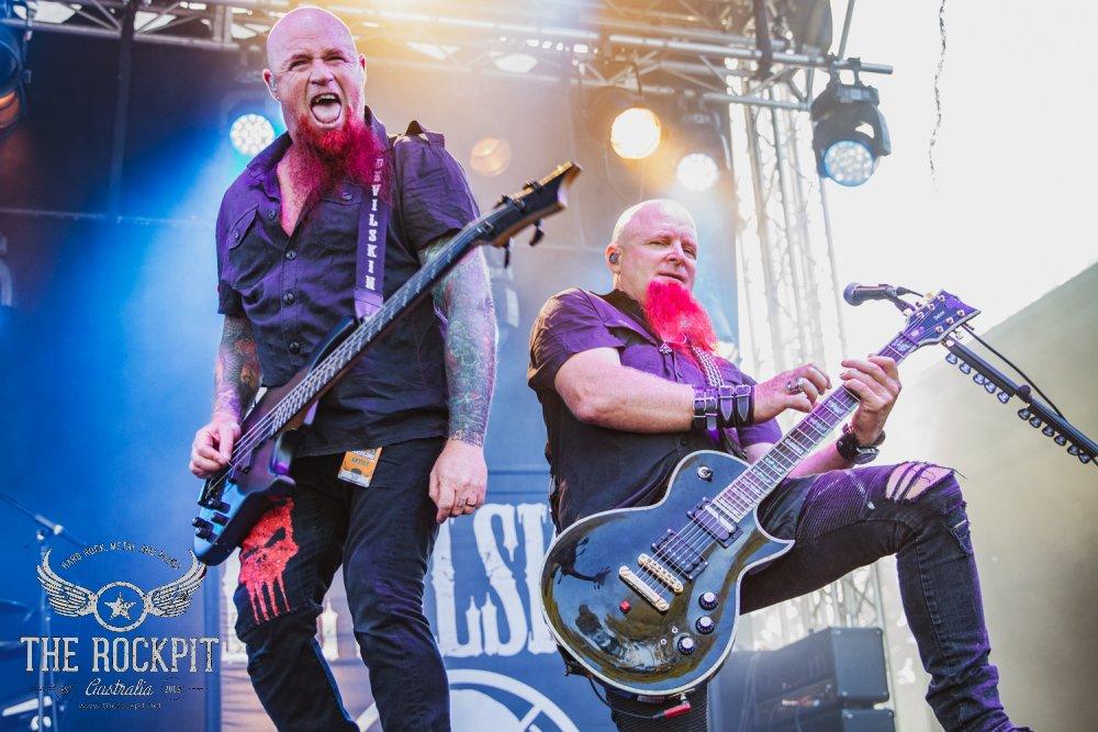 Devilskin - Download Festival Melbourne 2019 | Photo Credit: Scott Smith