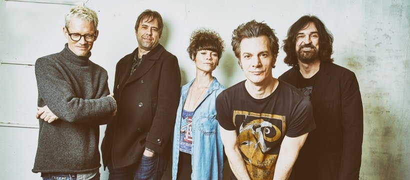 Sons Of Silver with Pearl Jam drummer Dave Krusen & acclaimed