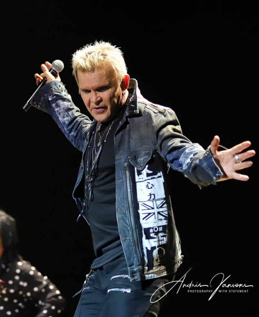 live review billy idol and steve stevens new jersey march 4th 2019 the rockpit. Black Bedroom Furniture Sets. Home Design Ideas