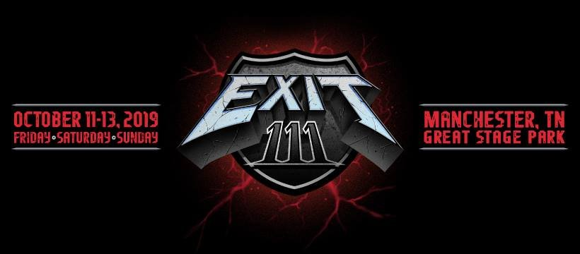 Anthrax and Killswitch Engage added to Exit 111 Festival
