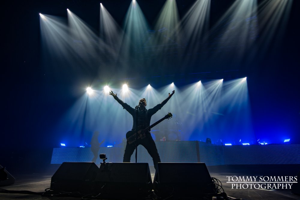 LIVE REVIEW: Godsmack, Volbeat, Stitched Up Heart