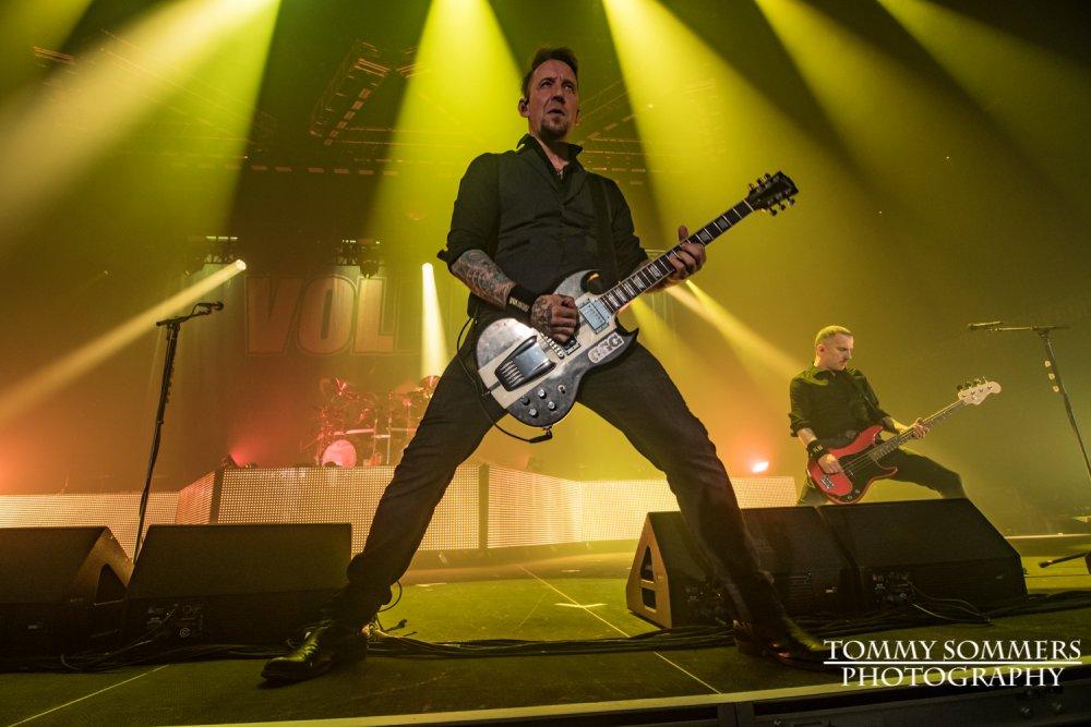 LIVE REVIEW: Godsmack, Volbeat, Stitched Up Heart